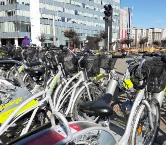 Rowery miejskie w Katowicach mają 12 nowych stacji