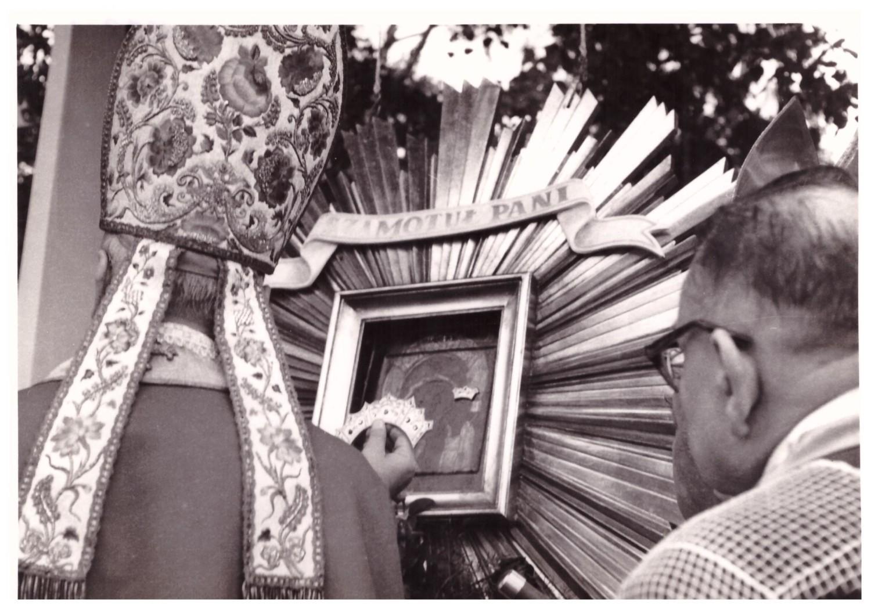 Koronacja obrazu Matki Bożej Szamotuł Pani