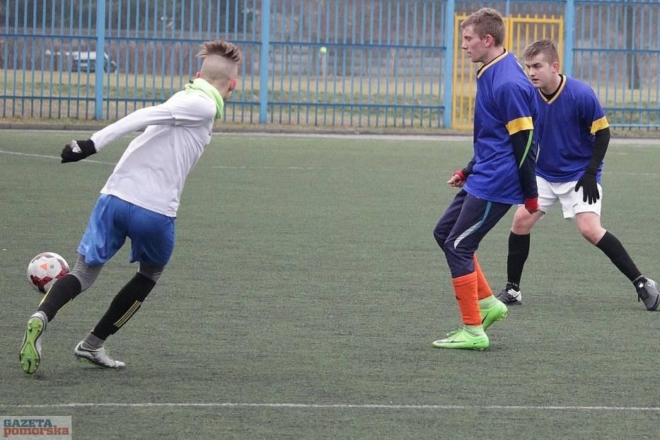 W meczu sparingowym juniorzy starsi Lidera Włocławek przegrali z LTP Lubanie 0:3