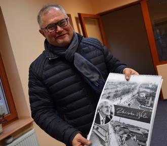 Najnowszy zduńskowolski kalendarz. Miejsca, których nie ma i Stanisław Matusiak