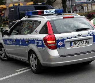 Firlej: Zderzenie rowerzystów. 84-latkę przewieziono do szpitala