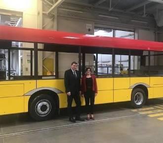 Oświęcim. Nowymi autobusami pojedziemy już w maju