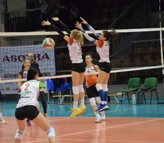 Druga przegrana siatkarek Płomienia Sosnowiec w fazie play-off