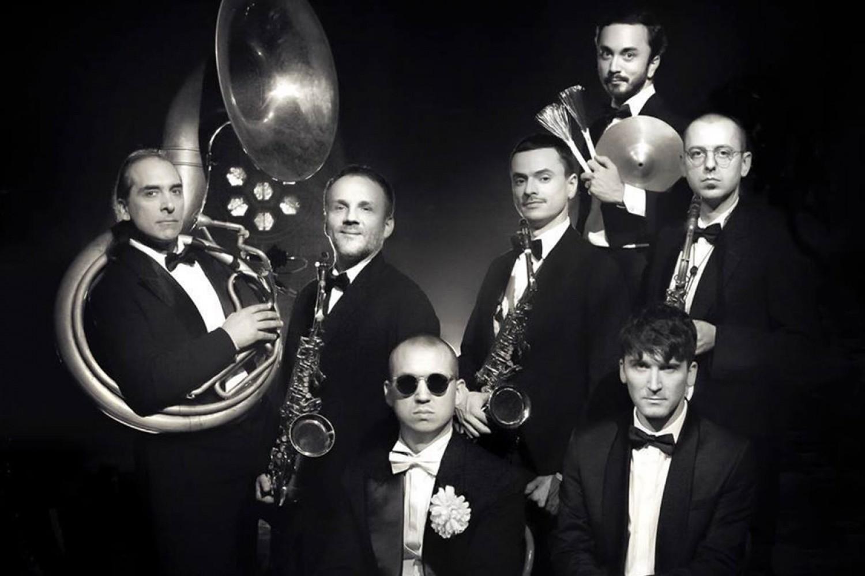 Jazz Band Młynarski - MaseckiJazz Band Młynarski–Masecki zaprezentuje w Szczecinie utwory z drugiej płyty zarejestrowane w maju 2019 roku