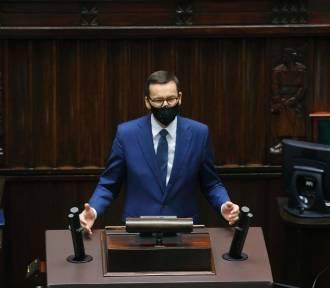 Rząd poluzuje część obostrzeń. We wtorek konferencja Mateusza Morawieckiego