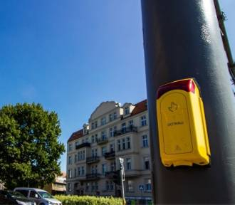 Koronawirus: Nie trzeba będzie dotykać przycisków sygnalizacji