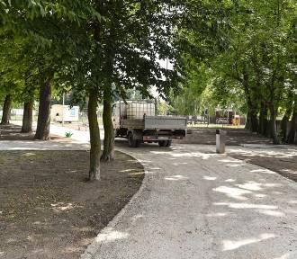 Zmieniamy Wielkopolskę. Kolejny park w Lesznie wkrótce będzie otwarty po rewitalizacji