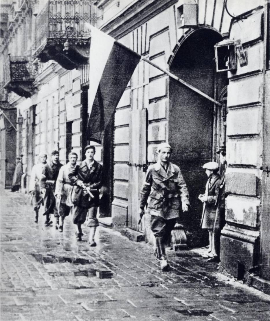 Powstanie Warszawskie - 1 sierpnia