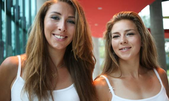 Piękne wioślarki i wioślarze gotowi na Igrzyska w Rio de Janeiro [ZDJĘCIA]