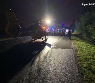 9 osób zginęło w wypadku na Śląsku. Wśród ofiar mieszkaniec Lubuskiego