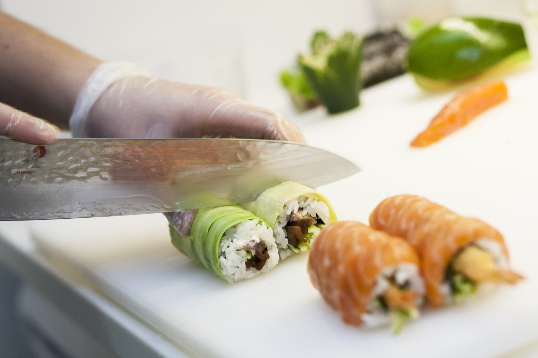 Sushi Bistro. Odwiedziliśmy zwycięzcę plebiscytu Top Takeaway [ZDJĘCIA]