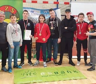 Sukcesy zapaśników z ZKS Radomsko na mistrzostwach w Siedlcach