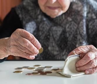 Najwyższe emerytury w Polsce. Rekordowa suma w Kujawsko-Pomorskiem