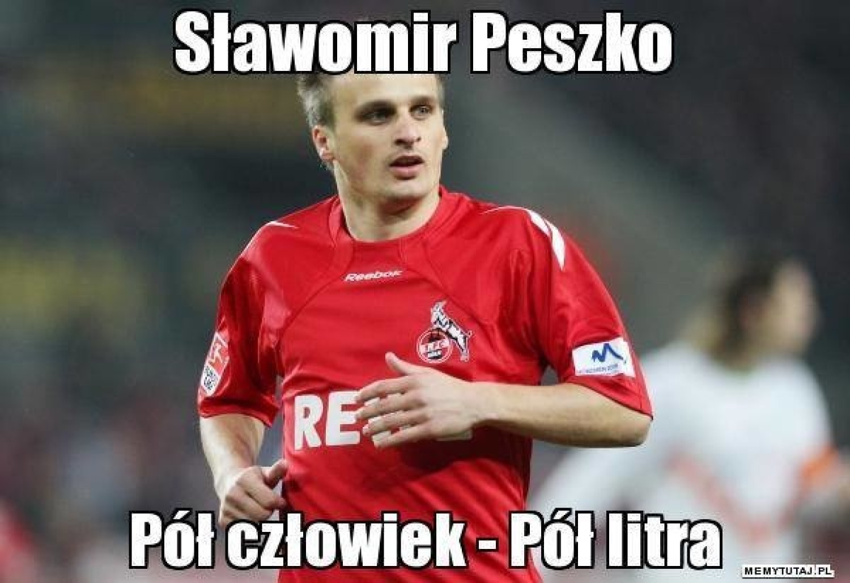 Sławomir Peszko zakończył reprezentacyjną karierę MEMY