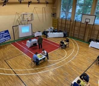 Reprezentacje szkół ponadpodstawowych rywalizowały w szachach