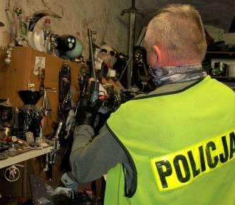 Policyjny pościg na ulicach Żar, jak z filmu gangsterskiego