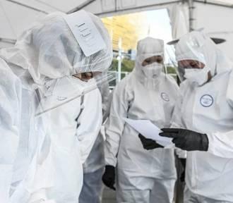 Koronawirus. Nowy rekord dobowy zdiagnozowanych zakażeń w kraju i w Wielkopolsce