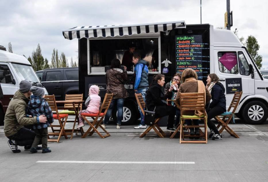 Chełm. Food Truck and Music Festival na Placu Łuczkowskiego