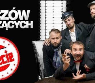 Nowy Dwór Gdański. Kabaret Skeczów Męczących wystąpi na scenie ŻOK-u