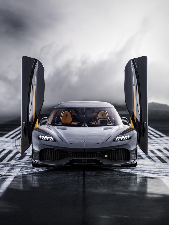 Nowy model Koenigsegg - The GemeraZobacz kolejne zdjęcia
