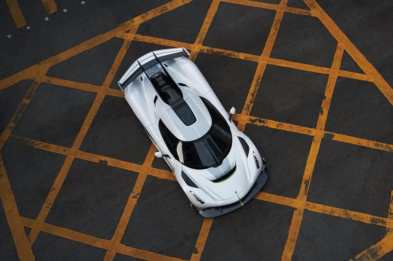Samochód marki KoenigseggZobacz kolejne zdjęcia