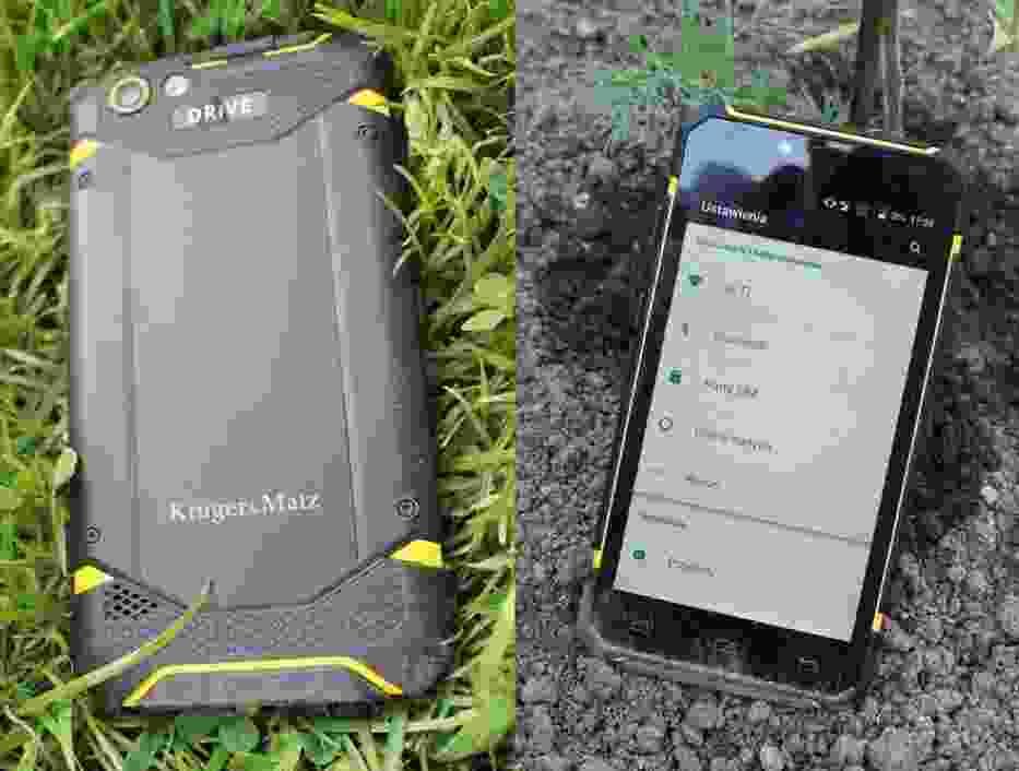 Awers i rewers smartfona