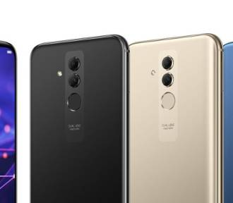 Huawei Mate 20 lite - piękny, wydajny, atrakcyjnie wyceniony