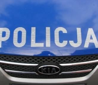 Grabowica - Susiec. Policjanci zatrzymali pijanego traktorzystę