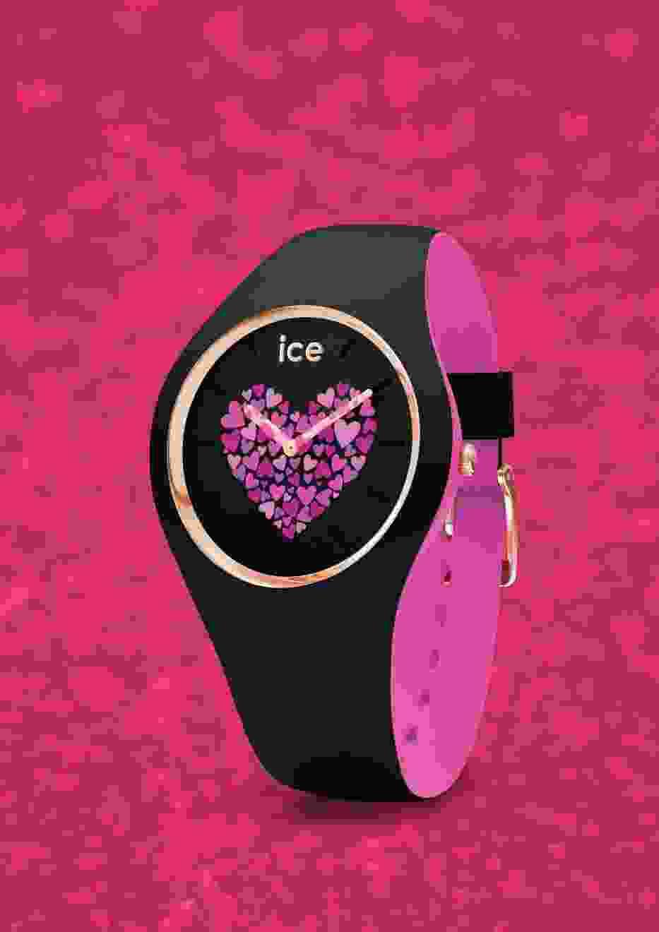 Zegarek w stylu glamour