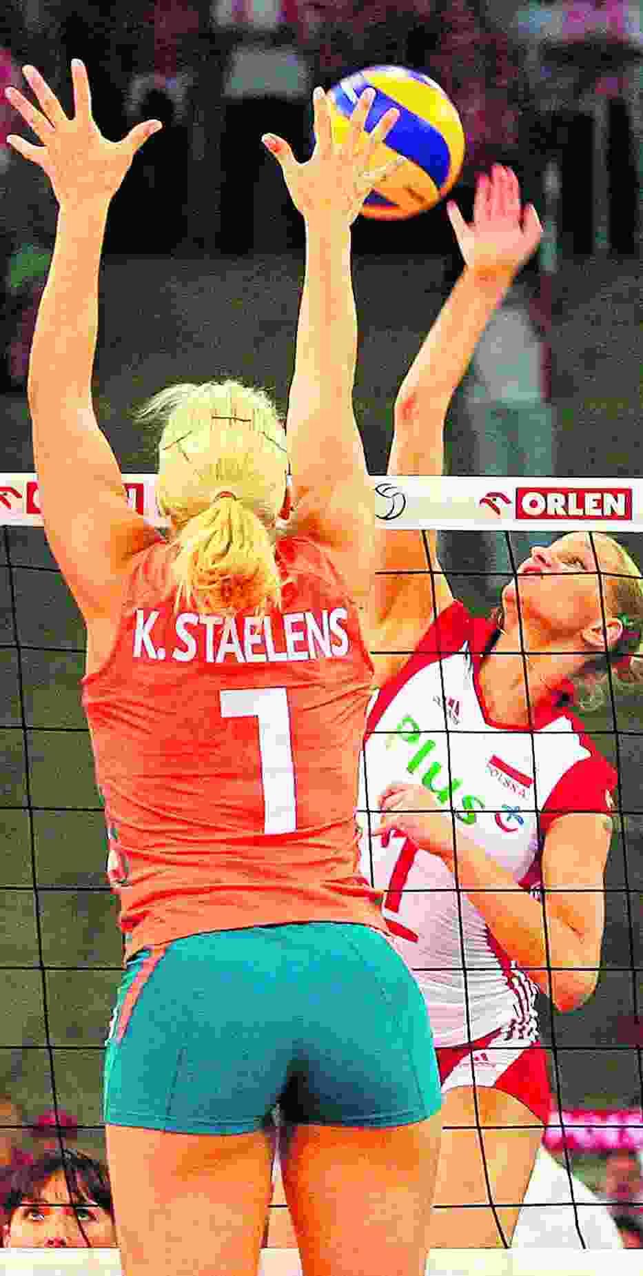 Porażka z Holandią sprawiła, że Polki muszą wygrać trzy mecze, aby myśleć o półfinale/