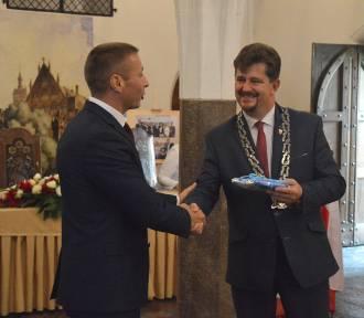 Władze Malborka i Swietłyj sformalizowały trwającą od ośmiu lat współpracę