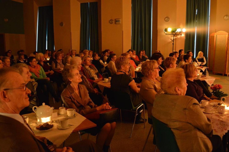 Babski wieczór kabaretowy w MBK-CK w Boguszowie-Gorcach