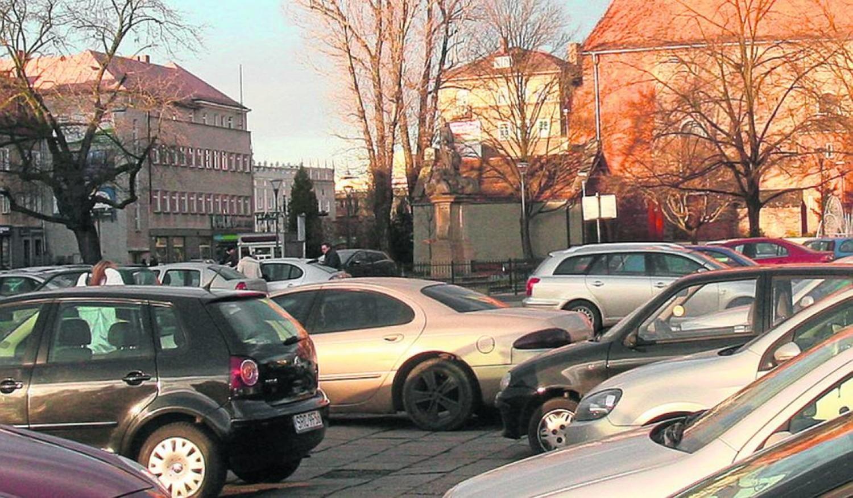 Strefy płatnego parkowania w Śląskiem