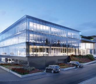 Nowy budynek biurowca Druteksu w Bytowie za ponad 50 mln zł