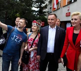 Wiemy, jak głosowali sąsiedzi Andrzeja Dudy!