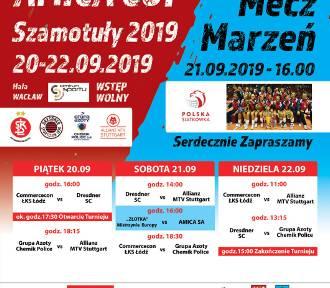 """Szamotuły. Amica Cup już w ten weekend. W hali """"Wacław"""" wystąpią polskie """"Złotka""""!"""