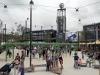 Plac zabaw przed Arkadią już otwarty