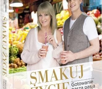 Jak smakuje życie? Podpowiada Mariola Bojarska-Ferenc...