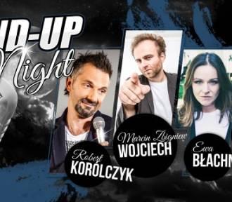 Stand up Night w TZR. Mamy dla Was wejściówki!