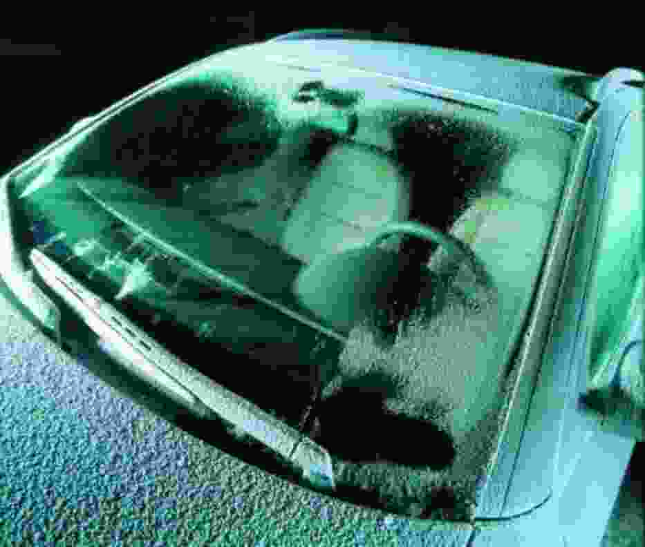 Usuwanie wilgoci z auta