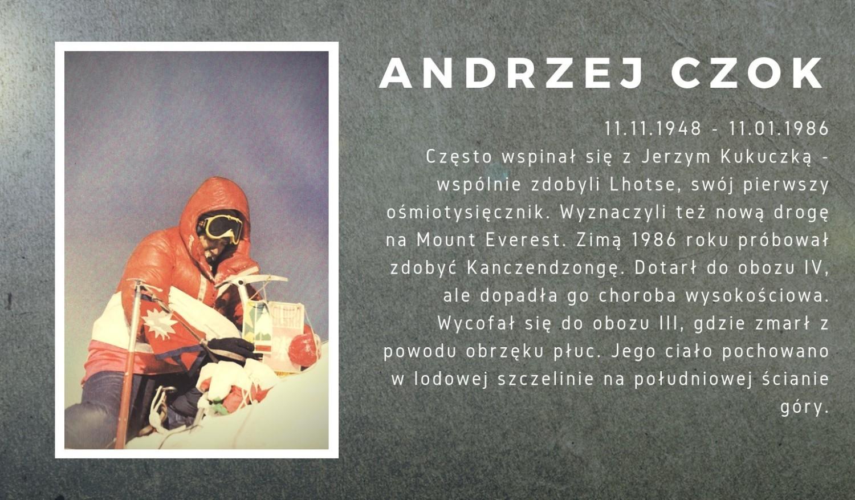 Andrzej Czok (1948-1986)