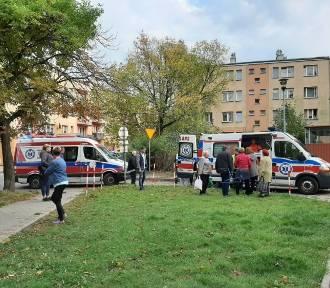 Kierowca potrącił matkę w Mysłowicach. Był nietrzeźwy [ZDJĘCIA]