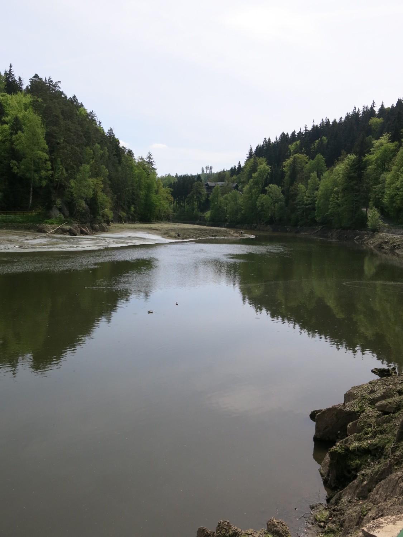 Perła Zachodu Spuszczona woda