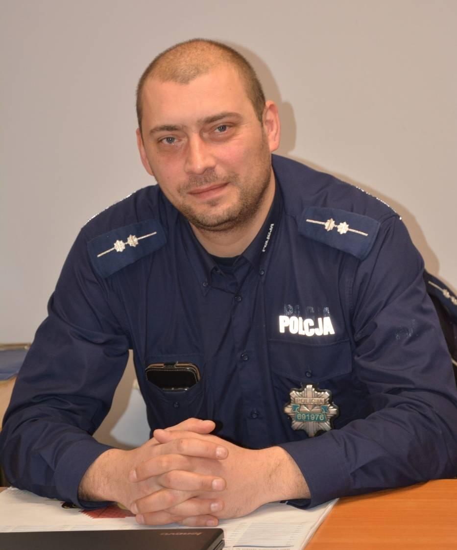 asp. Marcin Reszczyński