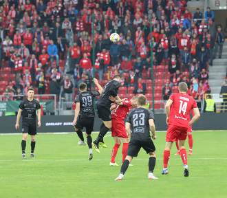 Trzeci mecz Marcina Robaka bez gola