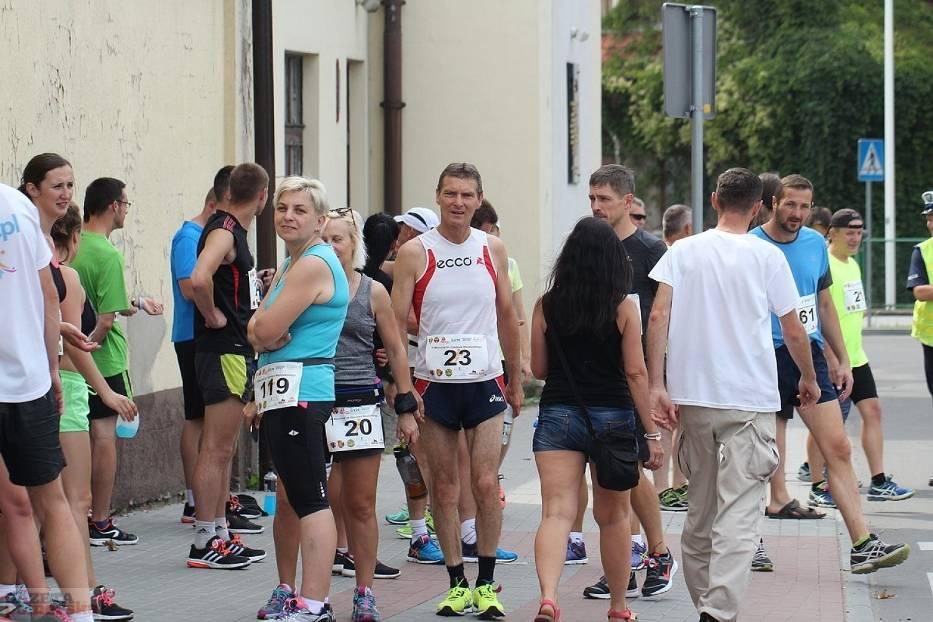Podczas trzeciego już memoriału biegacze przebyli 10-kilometrową trasę z Brześcia Kujawskiego do uzdrowiska w Wieńcu-Zdroju