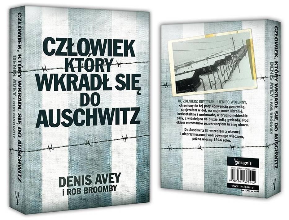 Wygraj Książkę Człowiek Który Wkradł Się Do Auschwitz