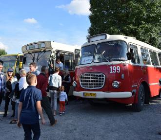 Dni Kraśnika 2019 z MPK Kraśnik. Miasto odwiedziły zabytkowe autobusy (ZDJĘCIA, WIDEO)