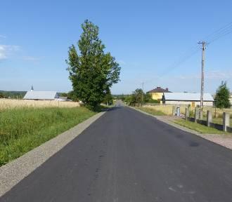 Prawie 900 tys. zł na nowe drogi w gminie