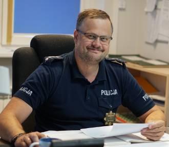 Dyżurny policji uratował życie 37-letniemu pilaninowi